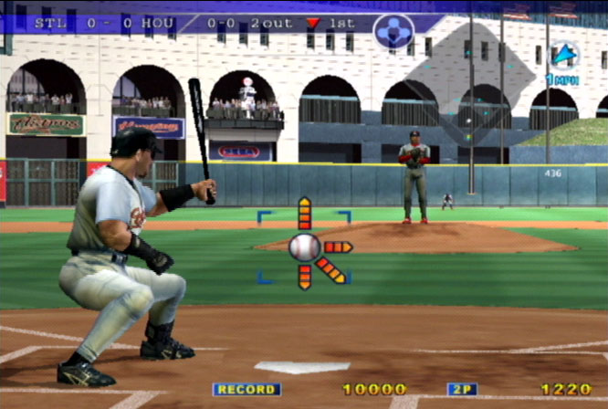 Home Run King Screenshot #1 for NGC