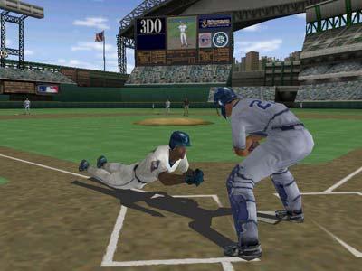 High Heat 2003 Screenshot #1 for PC