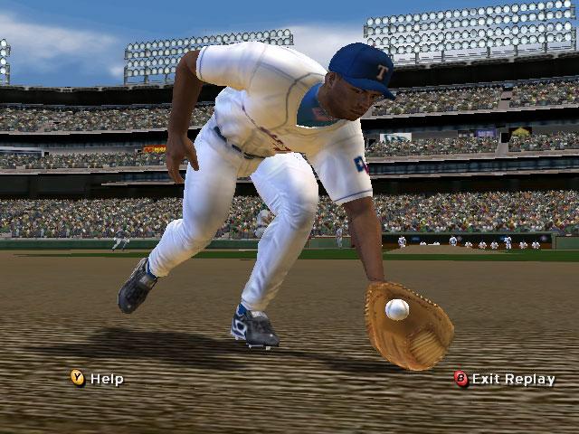 World Series Baseball Screenshot #2 for Xbox
