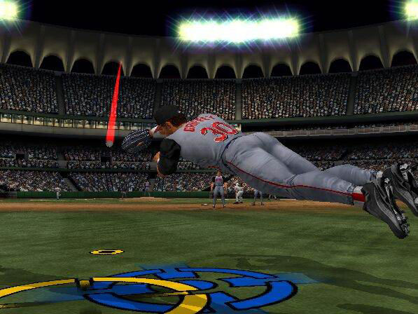 MLB Slugfest 20-03 Screenshot #1 for PS2