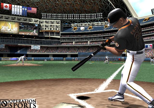 High Heat 2004 Screenshot #1 for PC