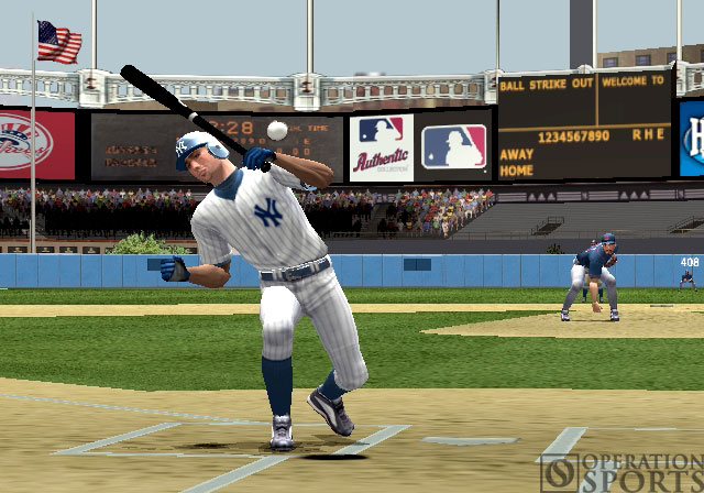 High Heat 2004 Screenshot #2 for PC