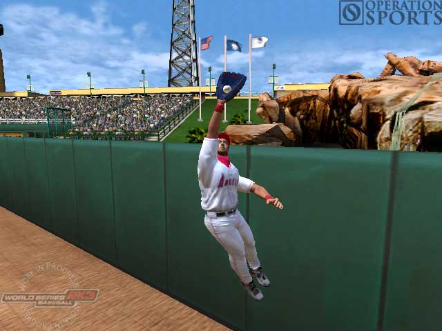 World Series Baseball 2K3 Screenshot #1 for Xbox