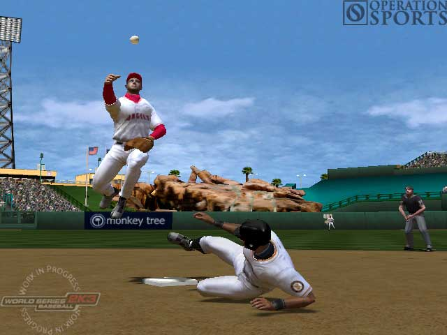 World Series Baseball 2K3 Screenshot #2 for Xbox