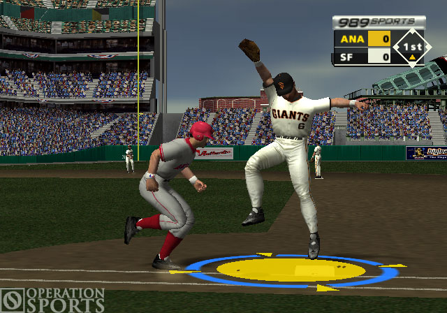 MLB 2004 Screenshot #1 for PS2
