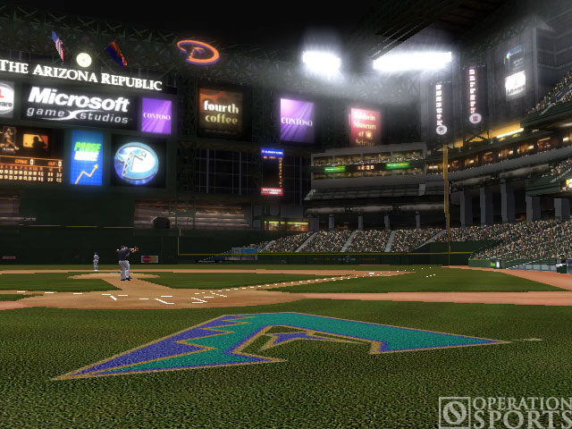 Inside Pitch 2003 Screenshot #1 for Xbox
