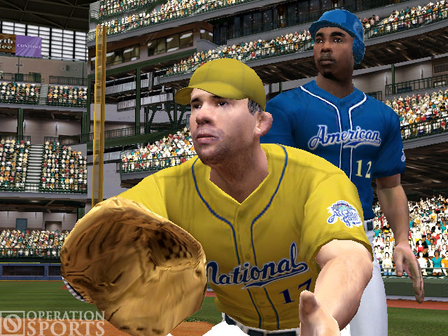 Inside Pitch 2003 Screenshot #2 for Xbox