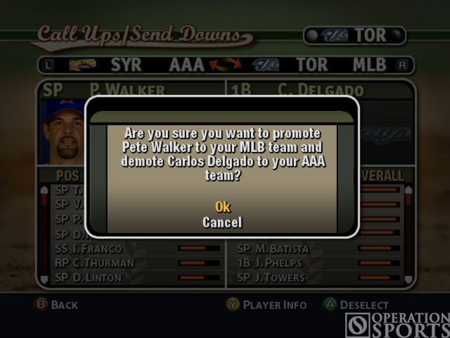 MVP Baseball 2004 Screenshot #1 for Xbox