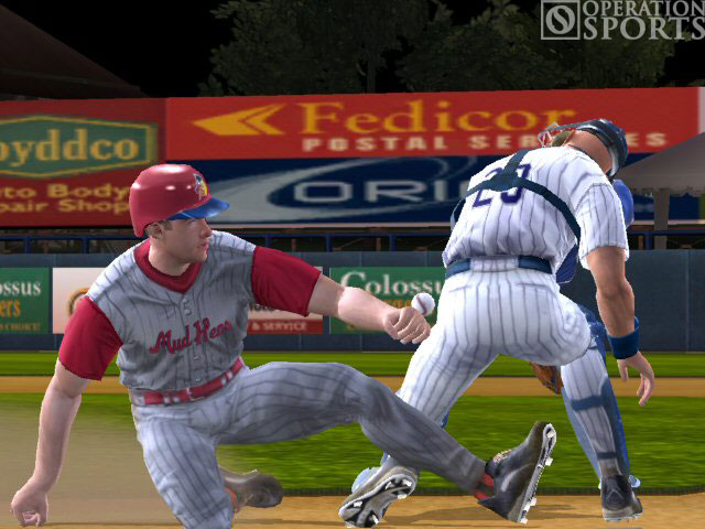 MVP Baseball 2004 Screenshot #2 for Xbox