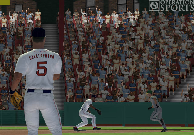 MLB 2005 Screenshot #2 for PS2