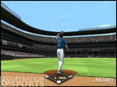 All-Star Baseball 2005 Screenshot #1 for Xbox