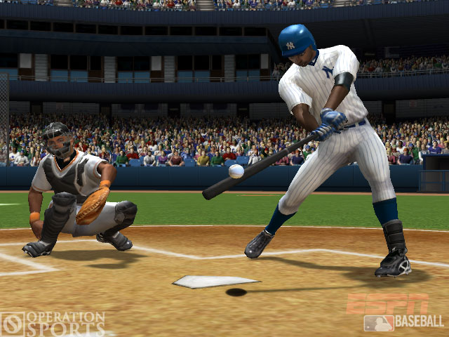 ESPN Major League Baseball Screenshot #1 for Xbox