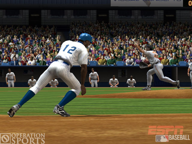 ESPN Major League Baseball Screenshot #2 for Xbox
