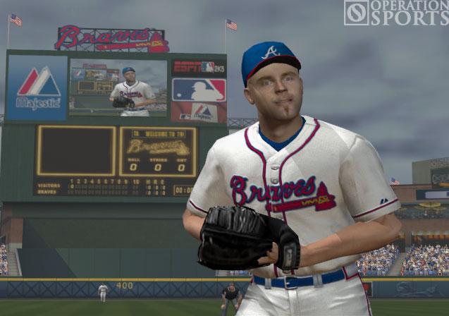 Major League Baseball 2K5 Screenshot #1 for Xbox