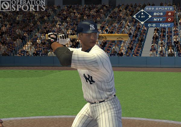 MLB 2006 Screenshot #1 for PS2