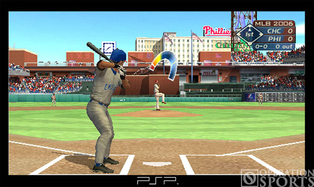 MLB '05 Screenshot #2 for PSP