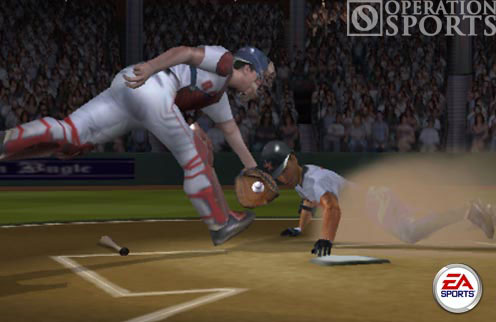 MVP Baseball Screenshot #1 for PSP