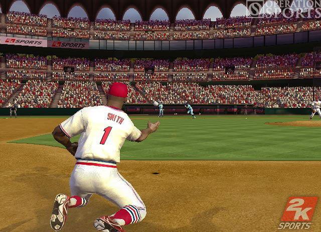 Major League Baseball 2K5 World Series Edition Screenshot #1 for Xbox