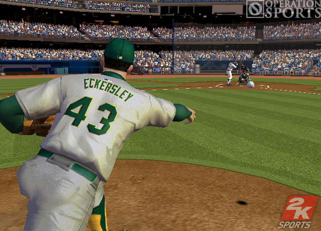 Major League Baseball 2K5 World Series Edition Screenshot #2 for Xbox