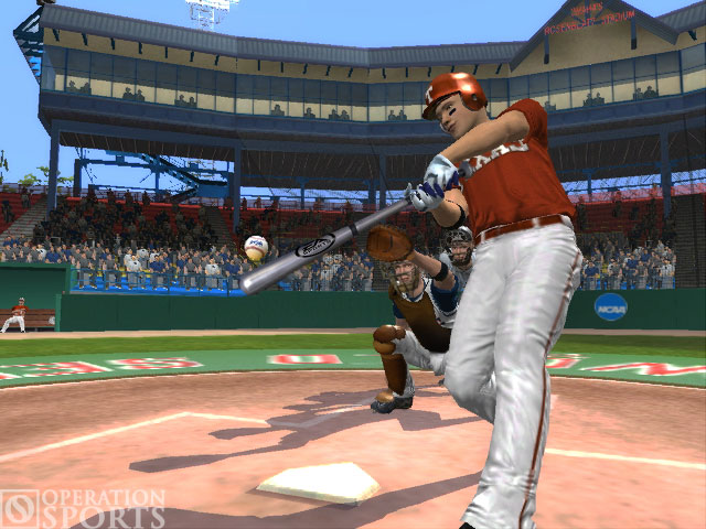 MVP 06 NCAA Baseball Screenshot #2 for PS2