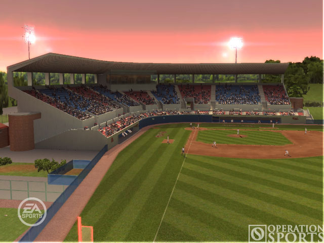 MVP 06 NCAA Baseball Screenshot #3 for PS2