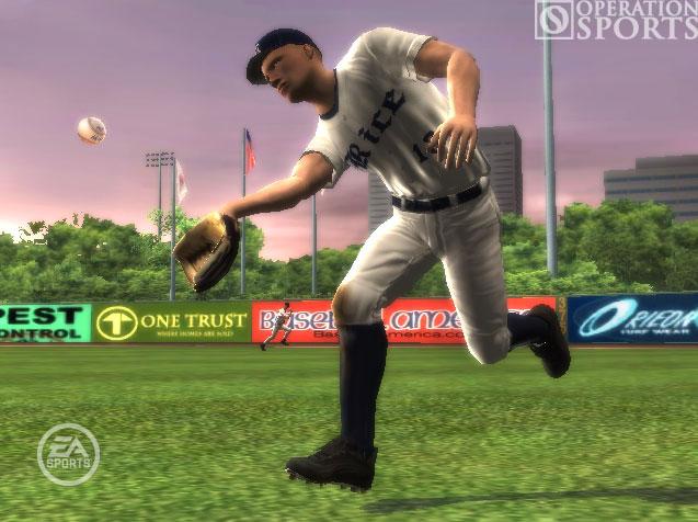 MVP 06 NCAA Baseball Screenshot #5 for PS2