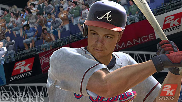Major League Baseball 2K6 Screenshot #1 for Xbox 360