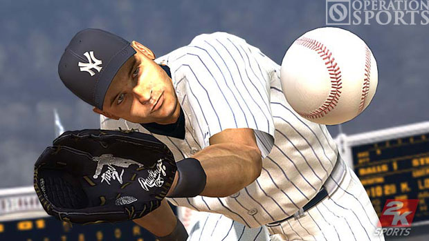Major League Baseball 2K6 Screenshot #2 for Xbox 360