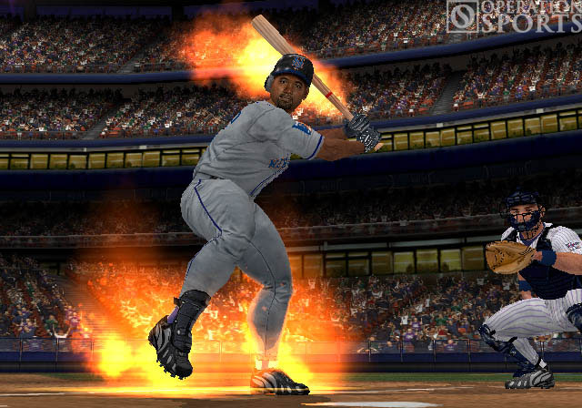 MLB Slugfest 2006 Screenshot #1 for Xbox
