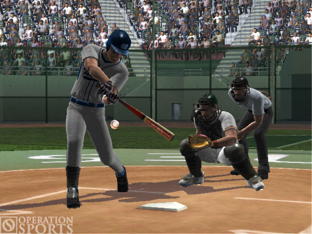 MVP 07 NCAA Baseball Screenshot #1 for PS2