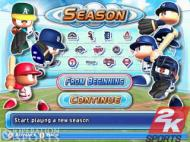 MLB Power Pros screenshot #2 for Wii - Click to view