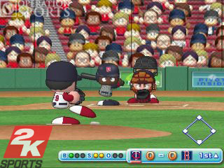 MLB Power Pros Screenshot #3 for Wii