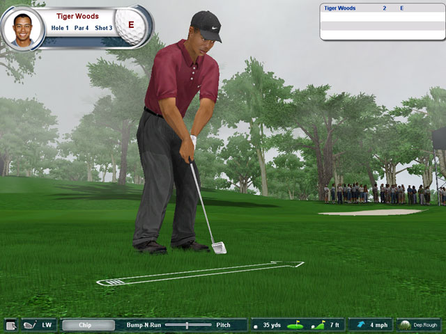 Tiger Woods PGA TOUR 2003 Screenshot #1 for PC