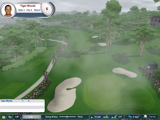 Tiger Woods PGA TOUR 2003 Screenshot #2 for PC