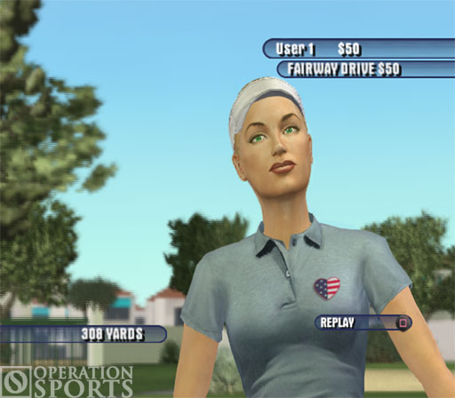Tiger Woods PGA TOUR 2003 Screenshot #1 for Xbox