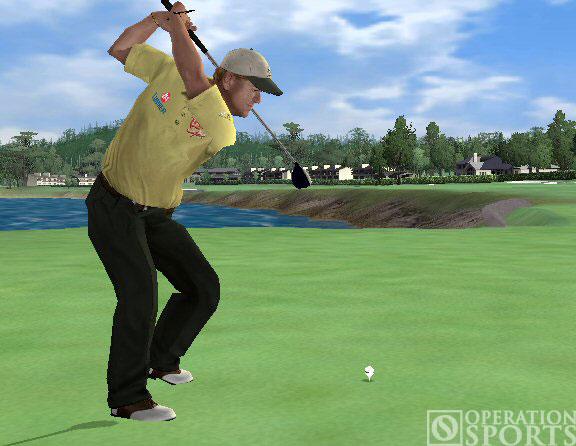 Tiger Woods PGA TOUR 2005 Screenshot #1 for Xbox