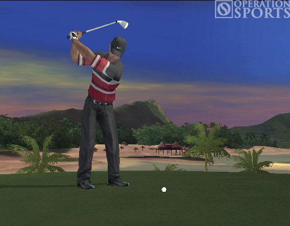Tiger Woods PGA TOUR 2005 Screenshot #2 for Xbox