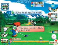Mario Golf: Toadstool Tour screenshot #1 for NGC - Click to view