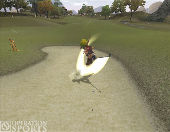 Hot Shots Golf Fore! Screenshot #2 for PS2