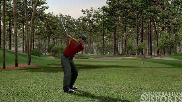 Tiger Woods PGA TOUR 06 Screenshot #1 for Xbox 360