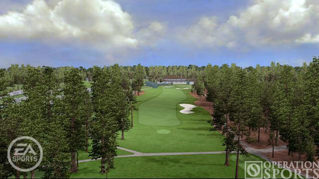 Tiger Woods PGA TOUR 06 Screenshot #2 for Xbox 360