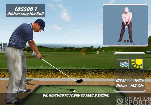Real World Golf Screenshot #1 for Xbox