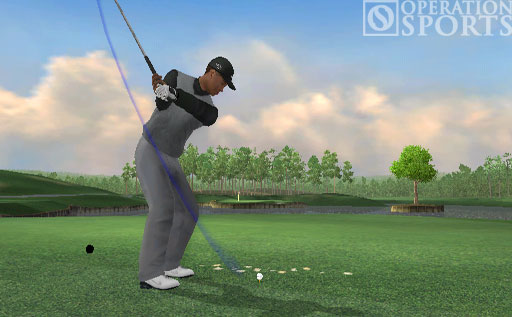 Tiger Woods PGA TOUR 07 Screenshot #2 for Wii