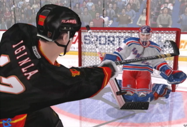 NHL Hockey 2003 Screenshot #1 for Xbox