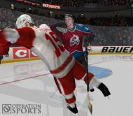 NHL FaceOff 2003 screenshot #1 for PS2 - Click to view