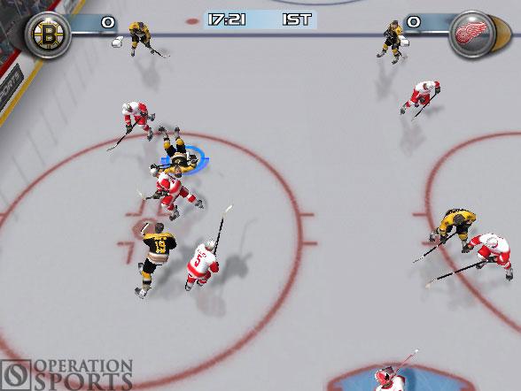 NHL Hitz Pro Screenshot #1 for PS2