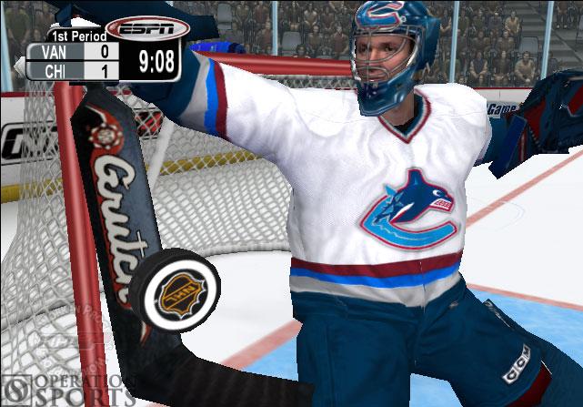 ESPN NHL Hockey Screenshot #2 for Xbox