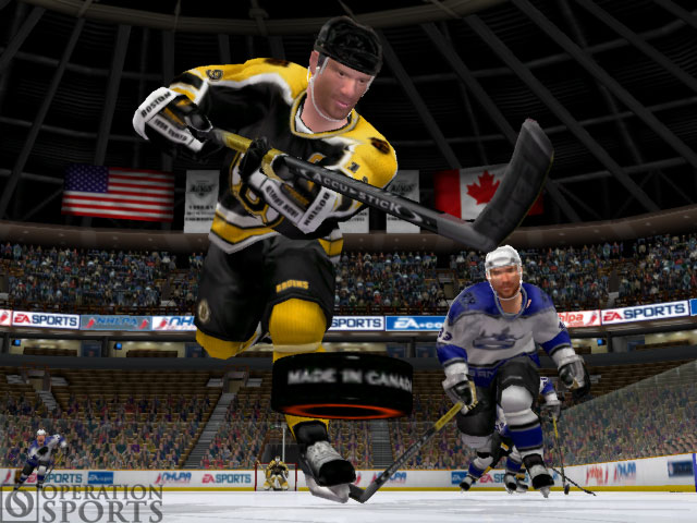 NHL Hockey 2004 Screenshot #1 for Xbox
