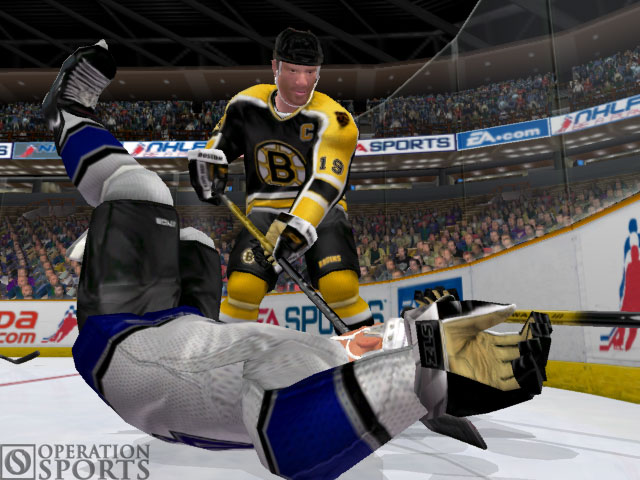 NHL Hockey 2004 Screenshot #2 for Xbox
