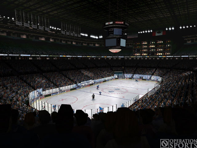 NHL Rivals 2004 Screenshot #1 for Xbox